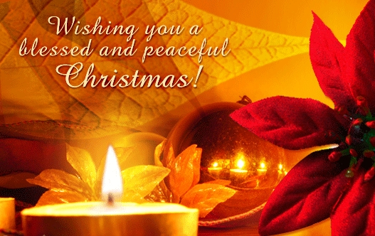 Merry Christmas To All The Huntingtonian