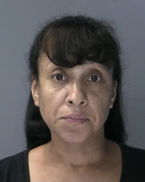 woman arrested for stealing