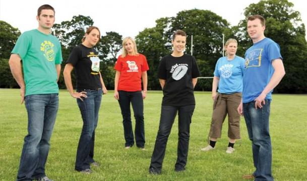 GAA 2013 Championship Tshirts