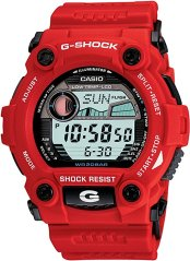 casual g-shock men's watch