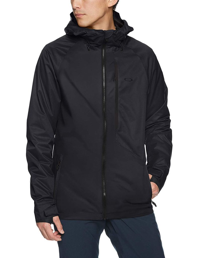Technical jackets trend for men