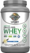 Garden of Life Sport Certified Grass Fed Clean Whey Protein Isolate