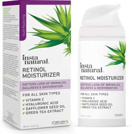 Retinol Moisturizer Anti Wrinkle  from Insta Natural