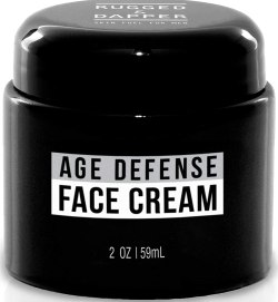 Rugged Dapper Face Moisturizer