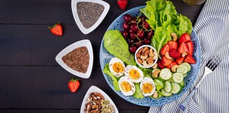 clean diet for ripped body