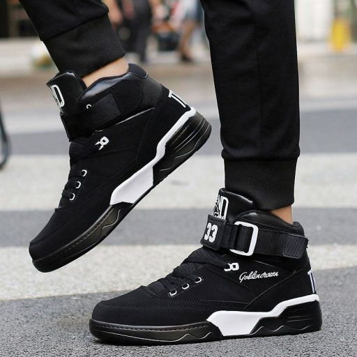 high fashion hip hop sneaker trends for men