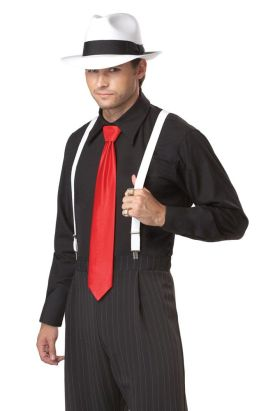 mens gangster stylish outfit idea 1920s fashion