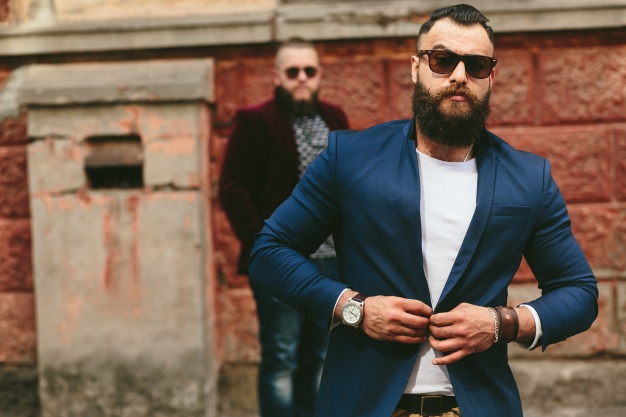 20 Outfit Ideas For Big and Tall Men 2021