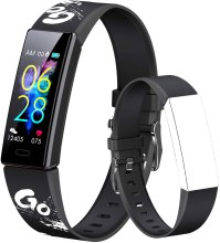 K-berho Slim Fitness Tracker for Kids Women Men,
