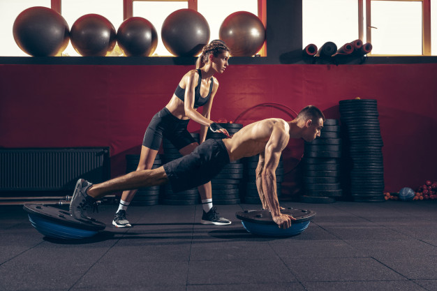 how to get ripped workout