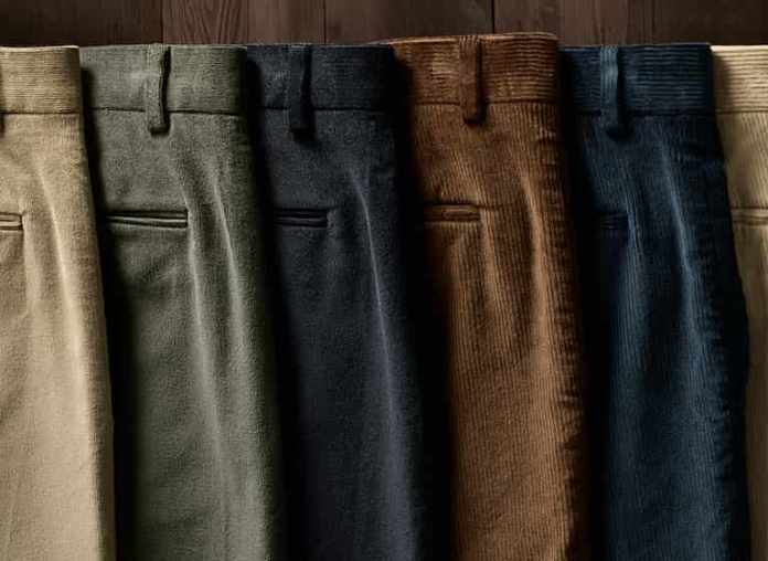Top 10 Corduroy Pants for Men in 2021 fashion trends of men