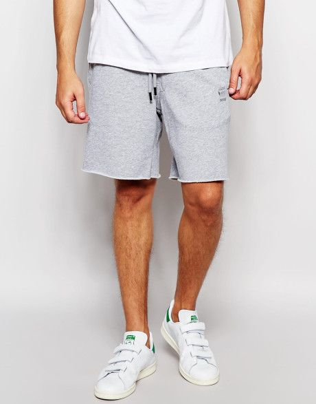 sweat shorts style trend summer outfit men