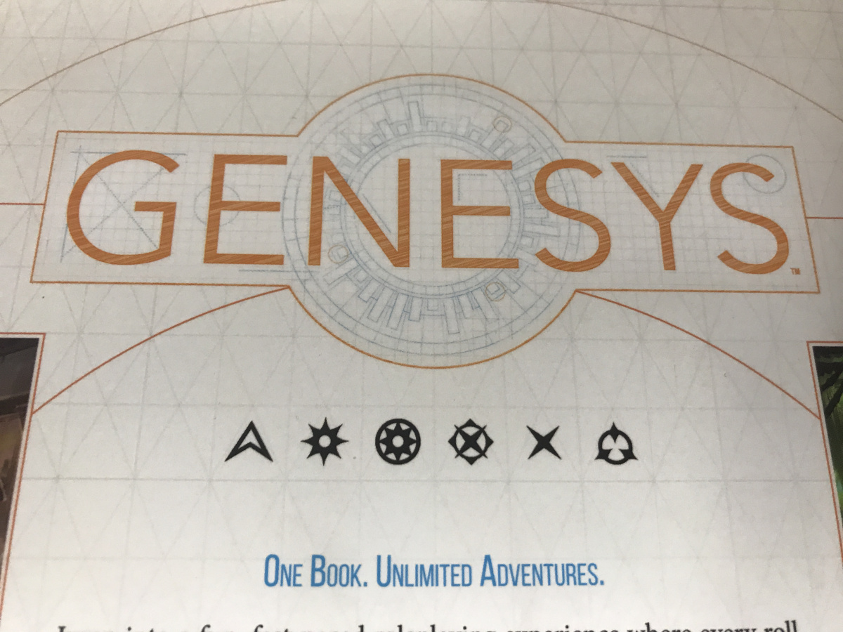 "Genesys ""Voyage Above the Boiling Sea"" Part 1"