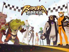 Rimba racer Characters