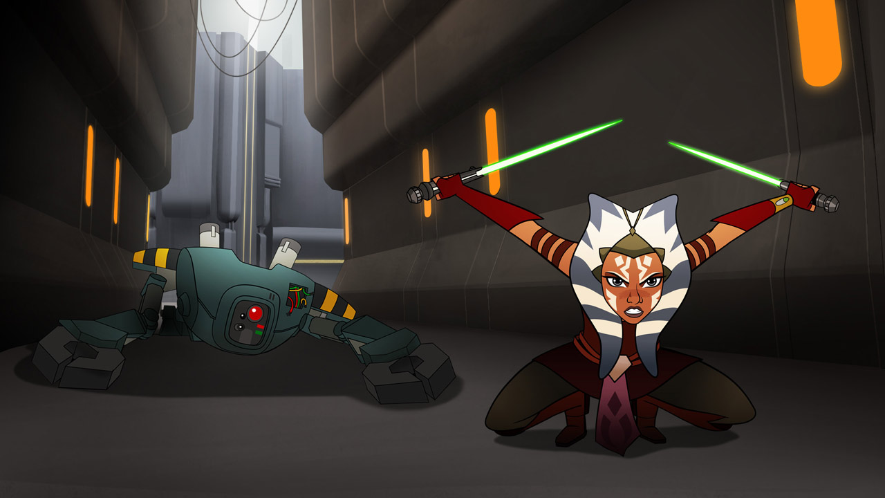 New 'Star Wars' Project Will See Ahsoka And Anakin Reunion