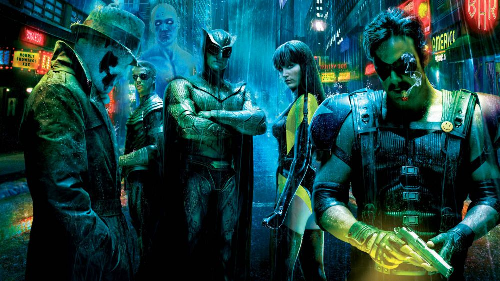 Damon Lindelof Eyes Watchmen HBO Series