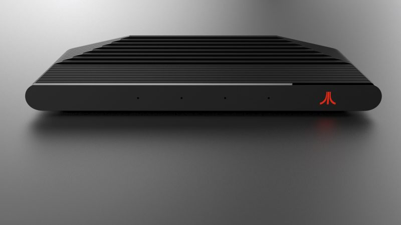 Atari announces new console called the Ataribox