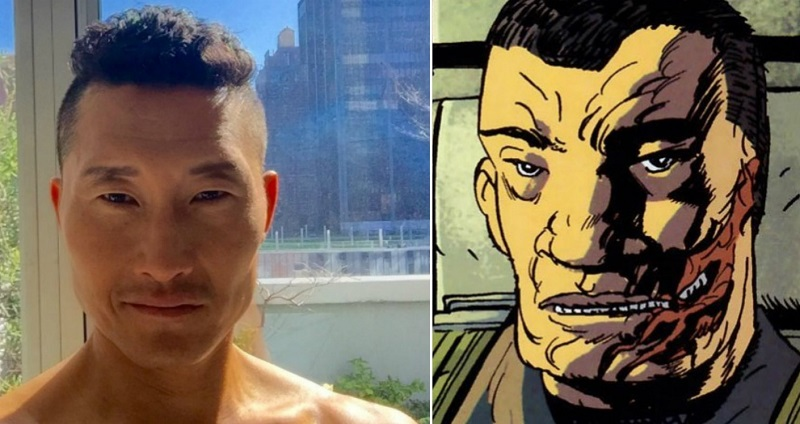 Hellboy Hoping To Replace Ed Skrein With Daniel Dae Kim