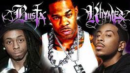 Busta Rhymes, Lil Wayne, Ludacris