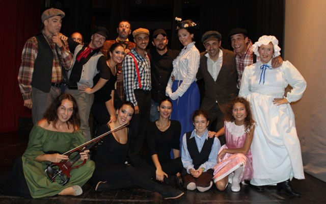 equipo Mary Poppins