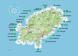 disabled access beaches in ibiza