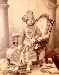 Prince Sardar Singh (1880-1911) of Jodhpur, c. 1885