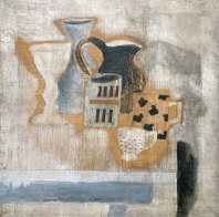 1925 (still life with jug, mugs, cup and goblet)