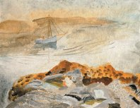 Seascape with Two Boats