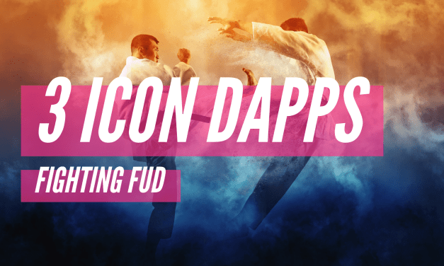 3 ICON DApps Fighting the FUD