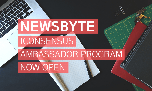 The ICONSENSUS Campaign Ambassador Program is Now Open