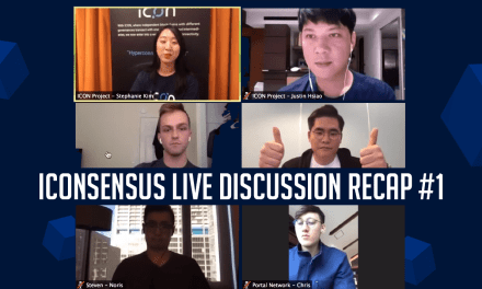 Recap of ICONSENSUS Live Discussion #1