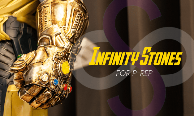 Infinity Stones: Building Solid Blockchain Foundations Across Communities