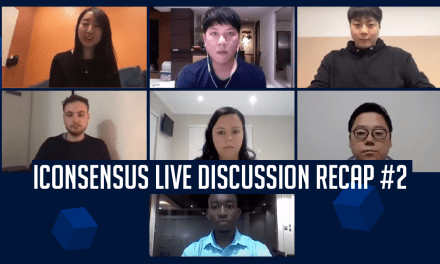 Recap of ICONSENSUS Live Discussion #2