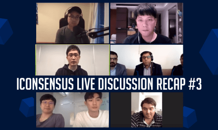 Recap of ICONSENSUS Live Discussion #3