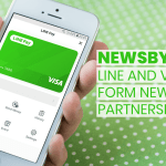 LINE and Visa Partner to Develop Fintech and Blockchain Solutions