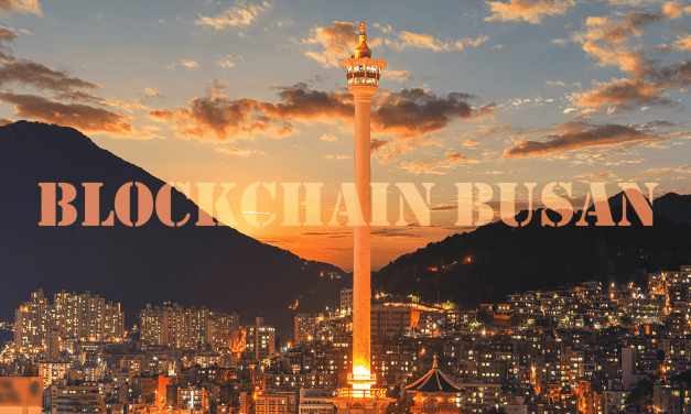 2nd Largest City in Korea Becomes Blockchain Playground