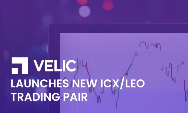 5 ICX Trading Pairs Now Confirmed on VELIC