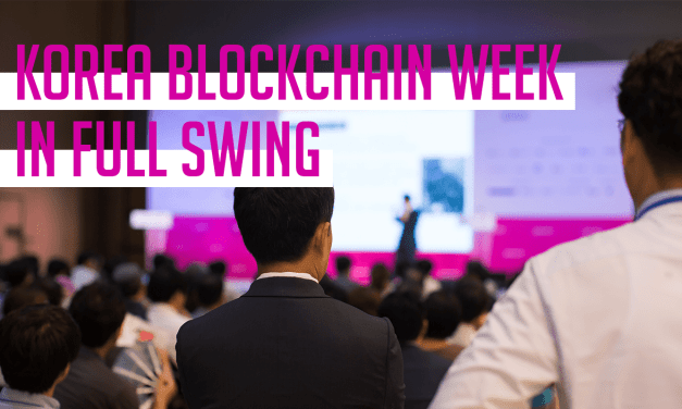 Crypto Giants Gather for Korea's Biggest Blockchain Conference