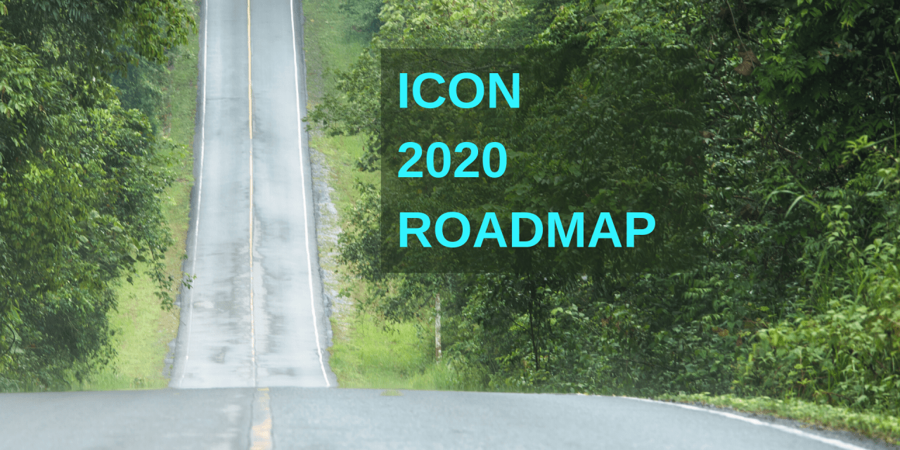 ICON Plots Rise With 2020 Roadmap