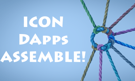 DApps Unite to Develop the ICON Ecosystem