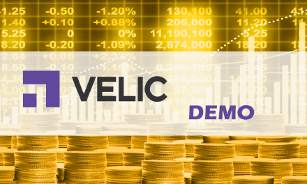 Trade on Velic Exchange in 3 Minutes