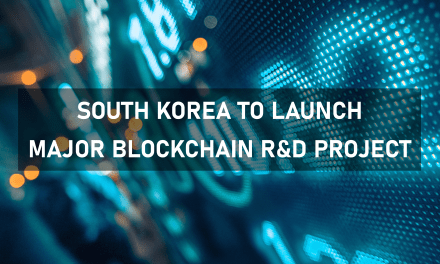 S. Korea May Soon Launch USD 390 Million Blockchain R&D Project