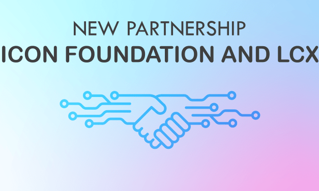 ICON Foundation and LCX to Develop Security Token Infrastructure