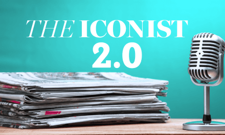 The Iconist 2.0 — Help Us Spread the Word