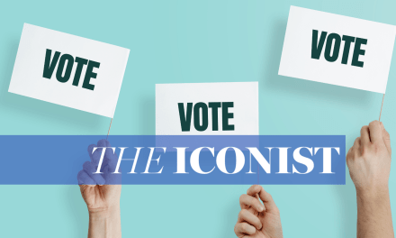 Why Vote for The Iconist?