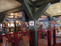 Pizza Jerrys Union House Petes Interior Decor Restaurant ...