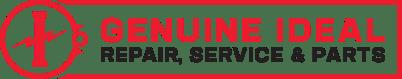Ideal Electric Genuine Ideal Repair Service Parts Logo