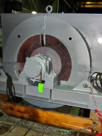 Before: Electric Products Motor