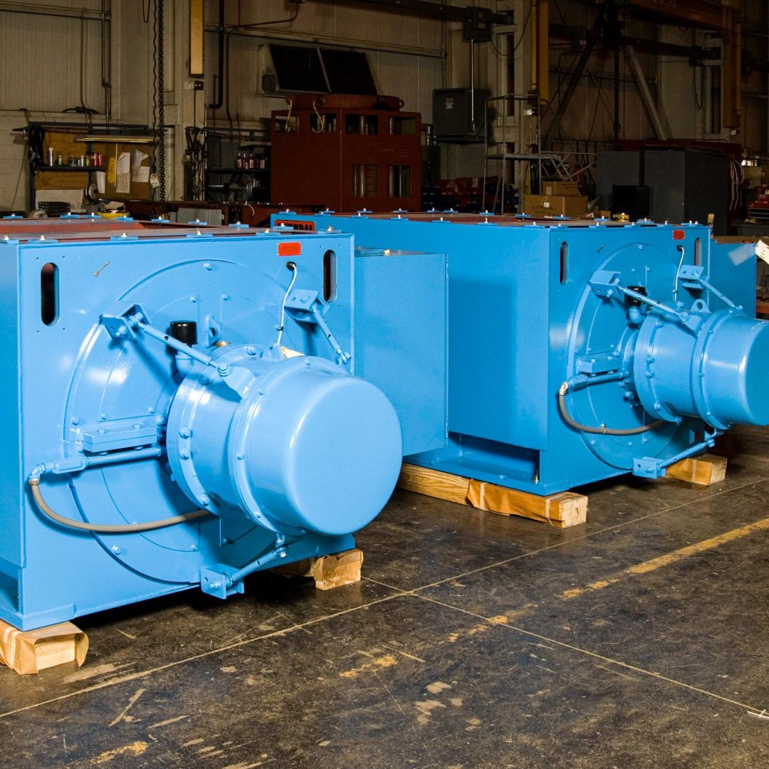 Ideal Electric synchronous machines ideal electric in stock
