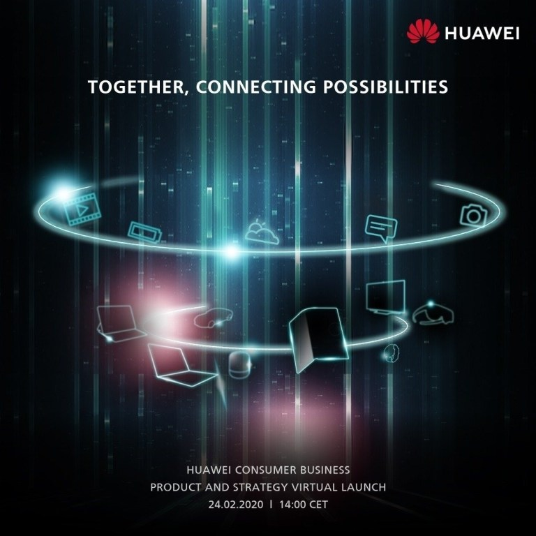 HUAWEI Consumer Business Product and Strategy Virtual Launch – 24th February 2020